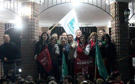 Arrancan priistas campaña electoral 2016 en Tecate