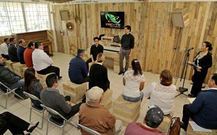 Inauguran Sala de Música y Arte en plantel CECyTE BC Pacífico