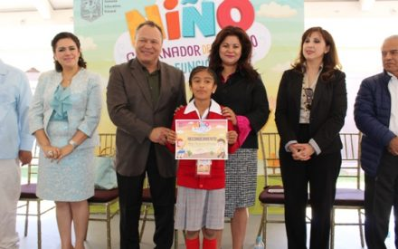 IEEBC REALIZA ELECCIÓN DE NIÑO GOBERNADORY FUNCIONARIOS 2016