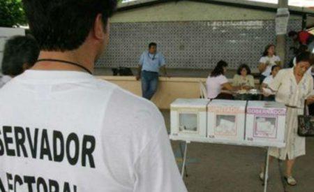 Últimos días para registrarse como Observador Electoral