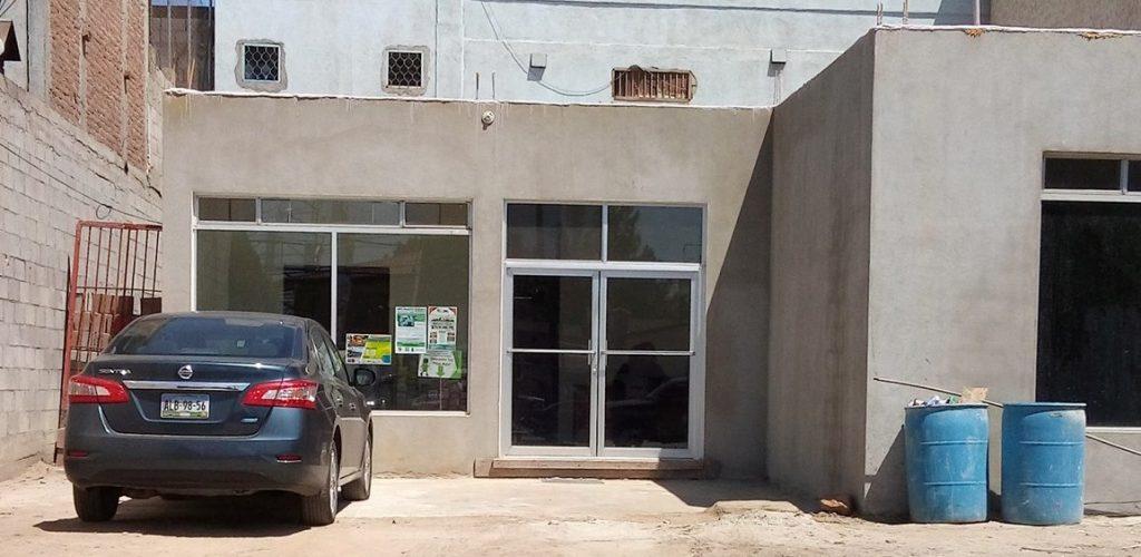 Histórica transformación de edificio CANACO