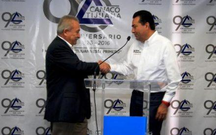 Canaco confía que Mendívil será un buen presidente municipal