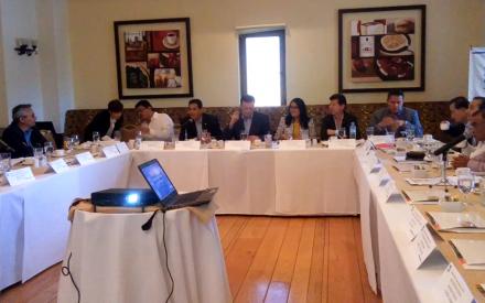 Consejeros de todo México se reúnen en Tecate para hablar sobre el manejo del agua