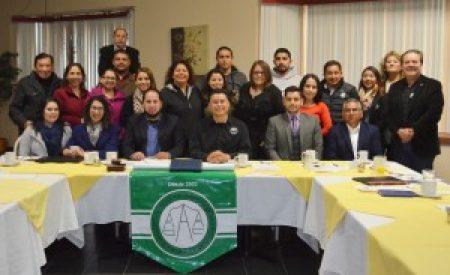 Presenta Iván Sánchez sus propuestas sobre migración ante la Barra de Abogados de Tecate, Rubén Armendáriz Rodríguez A.C.