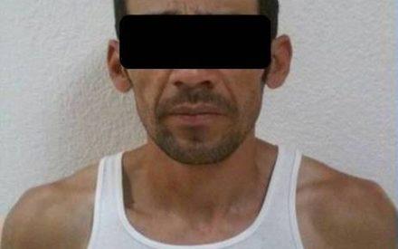 Policía de Tecate detiene a presunto homicida y delincuente en la colonia Lázaro Cárdenas