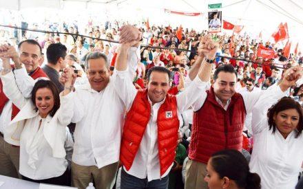 """""""Para el PRI es claro que el PAN acude a esa forma irresponsable de calentar el ambiente ante el frío de sus campañas"""" : Chris López, Dirigente estatal del PRI"""