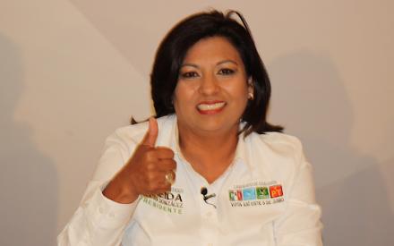 Tecate ganó el debate, con las propuestas de Nereida Fuentes
