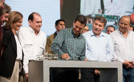 """""""La ganadería es hoy una de las grandes fortalezas productivas de nuestro país"""" : Peña Nieto."""