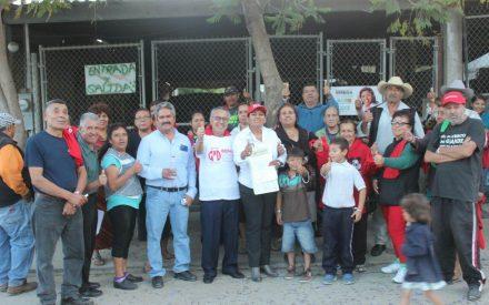 Empresarios, jóvenes, deportistas y líderes comunitarios apoyan el proyecto de Nereida Fuentes