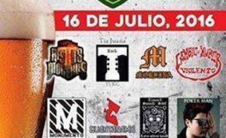 Primer Festival de Cerveza Artesanal en Tecate