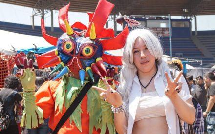 Cientos de jóvenes disfrutaron la Banzai Oku 2016