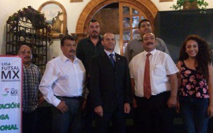 Tecate será parte de la primera liga profesional de Fútbol de Salón en México