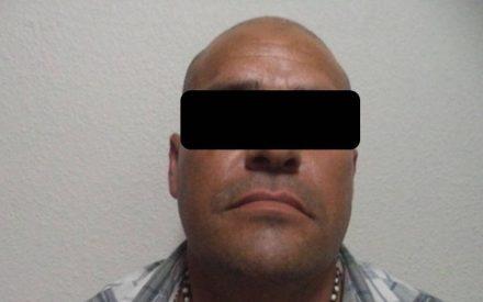 Capturado en Tecate por homicidio