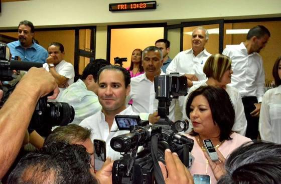 Es mi obligación trabajar por la renovación y modernización del PRI: Chris López