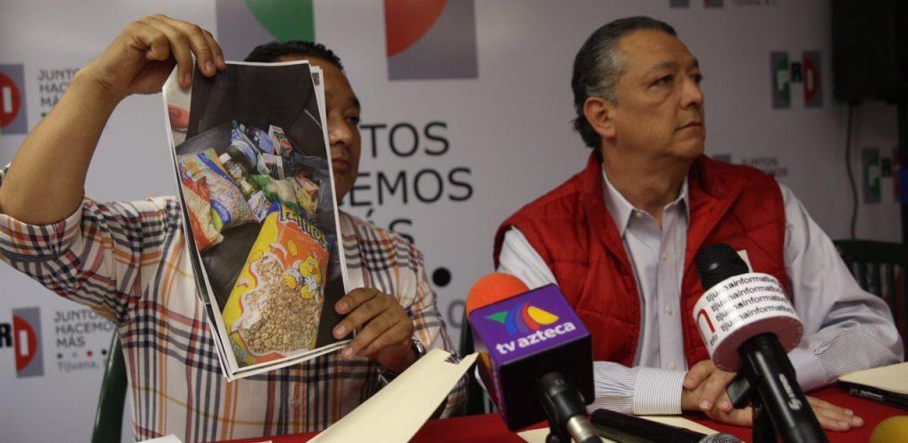 Denuncian por delitos electorales al gobernador del Estado y a ex candidato a alcaldía de Tecate