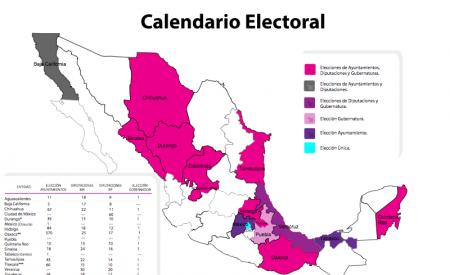 Las cifras: elecciones 2016