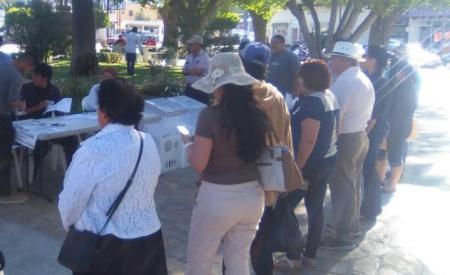Elecciones Tecate: Reporte Matutino