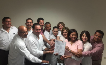 Nereida Fuentes, primera alcaldesa de Baja California