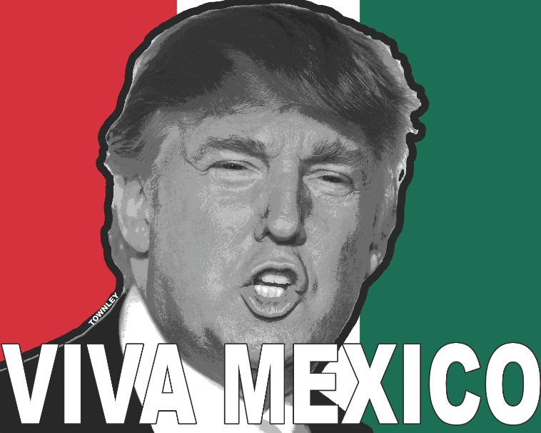 Carta de un mexicano a Donald Trump