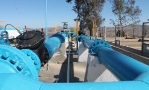 Sin servicios de agua potable 19 colonias