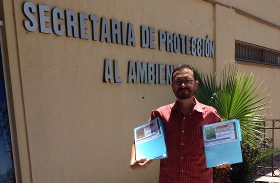 EcozoneMx solicita a la SPA del Estado el registro de UMAs