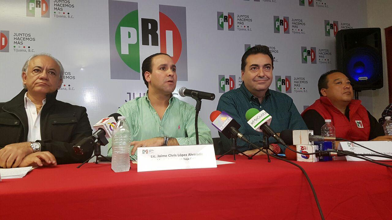 Impugnará PRI cómputos distritales Tijuana