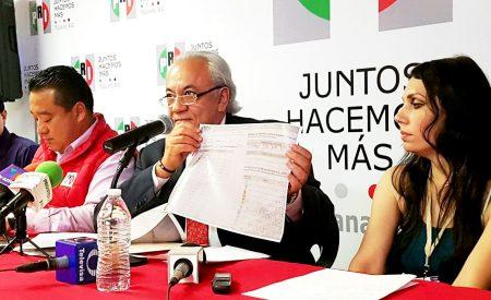 Gobernador Kiko Vega, Juan Manuel Gastelum y el PAN responsables de fraude electoral y compra de votos: CEN del PRI