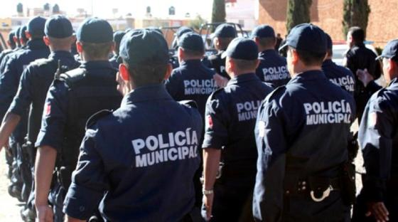 Gobiernos deficientes con policias