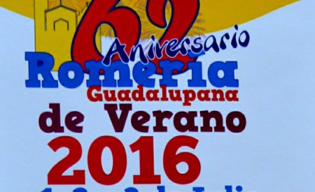62 aniversario de la Romería Guadalupana de Verano 2016