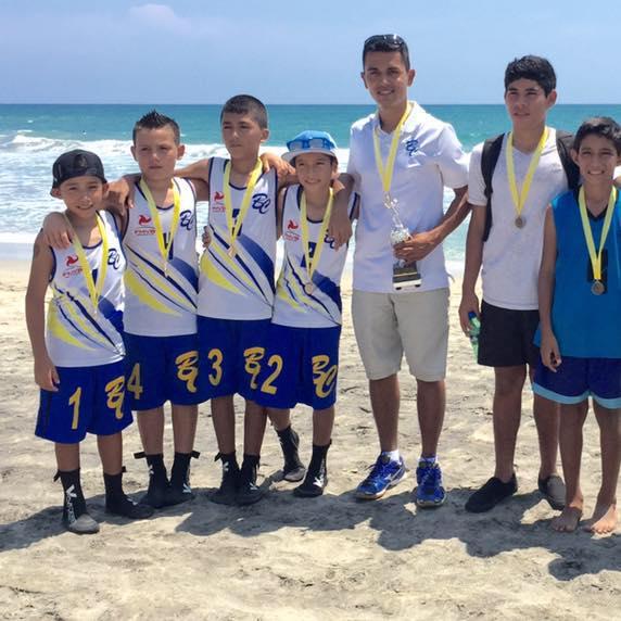 Trikis de Tecate no reciben apoyo para el transporte Alberto Arreola Asociación Estatal de Voleibol