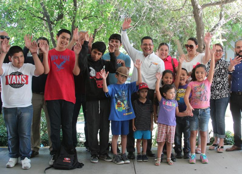 Inicia con 100 alumnos el programa Escuela de Verano