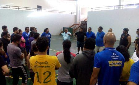 Tecate es sede del curso de actualización de la FMVB
