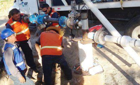Gobierno del  Estado invierte 4.5 mdp en perforación de pozo