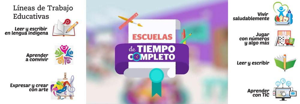 Aumentan Escuelas de Tiempo Completo en Baja California
