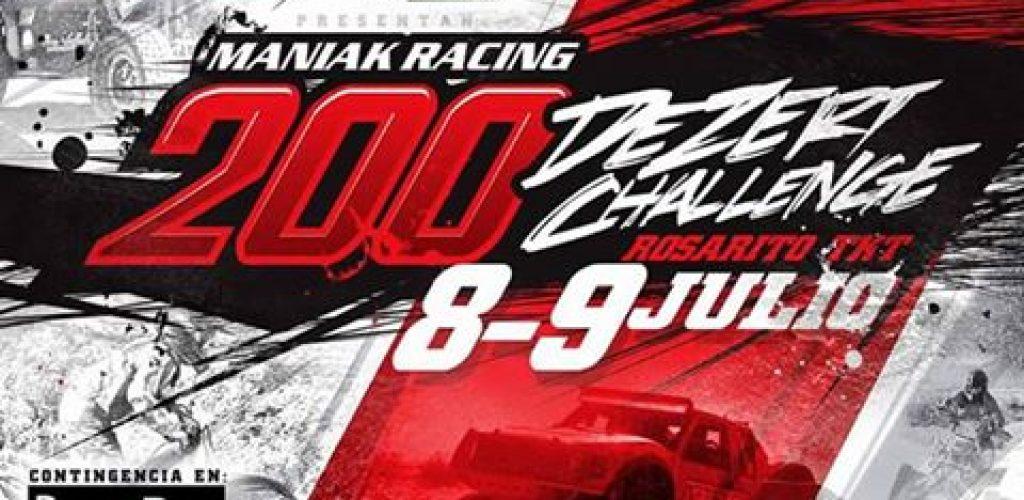 Aduana mexicana vs Maniak Racing 200
