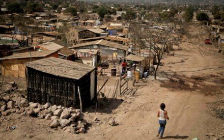 Estadísticas de pobreza en 2015