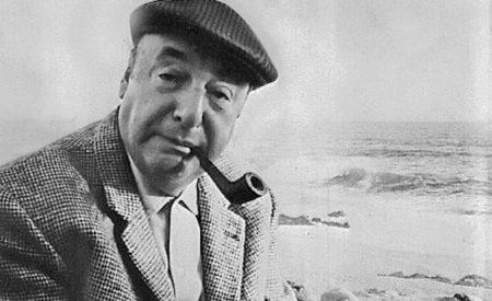 Es recordado Pablo Neruda a 112 años de su natalicio