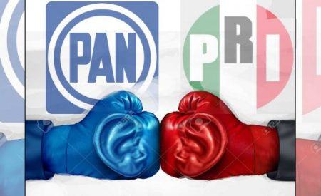 PRI vs PAN, una comparativa de gobierno