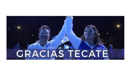 Premia gobernador a quienes perdieron la elección pasada en Tecate