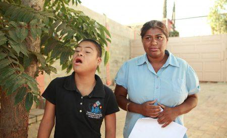 Mamá soltera funda la primera guardería para niños con discapacidad