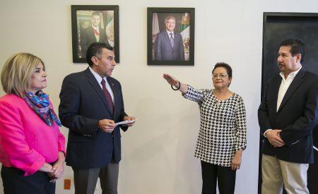 Rosa María Castillo Burgos, es la nueva Directora General de INMUJER