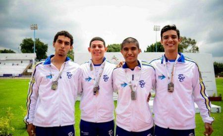 Baja California campeón de atletismo en las Olimpiadas Nacionales 2016