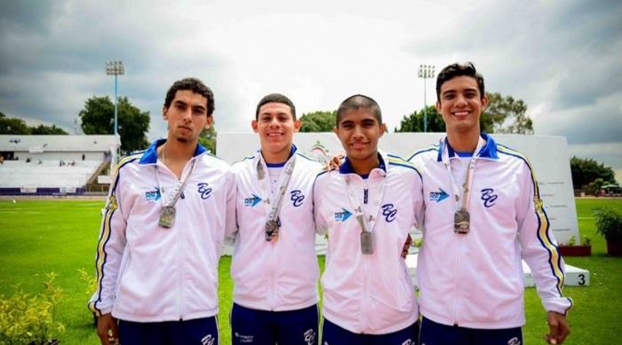 Baja California campeón de atletismo en la Olimpiada Nacional 2016