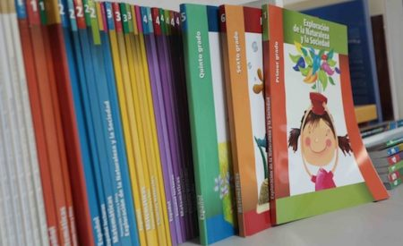 Planteles educativos de BC recibirán más de 4 millones de libros de texto