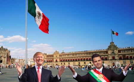EPN y Trump se reunirán este miércoles en México