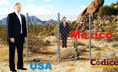 Trump en México es un insulto a los Mexicanos?