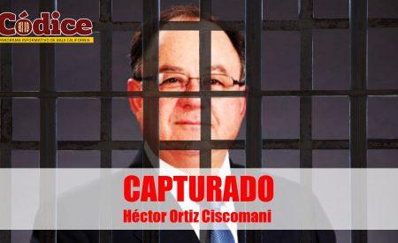 CAPTURADO, ex secretario de Agricultura en el Gobierno de Guillermo Padres.