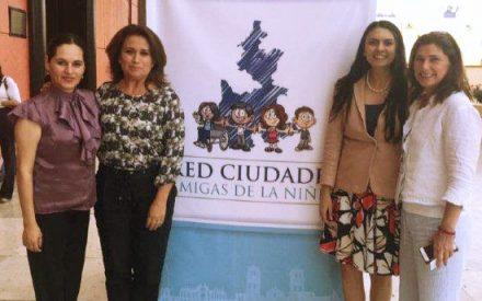 Tecate presente en la XXIII Asamblea Nacional de la Red Mexicana de Ciudades Amigas de la Niñez