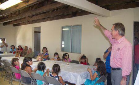 """""""Generosidad"""", el nuevo Comedor Comunitario de la Rumorosa"""