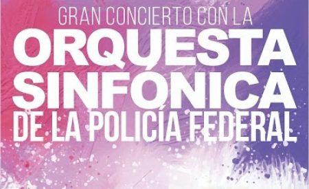 Se presentará Orquesta Sinfónica de la Policía Federal en Tecate